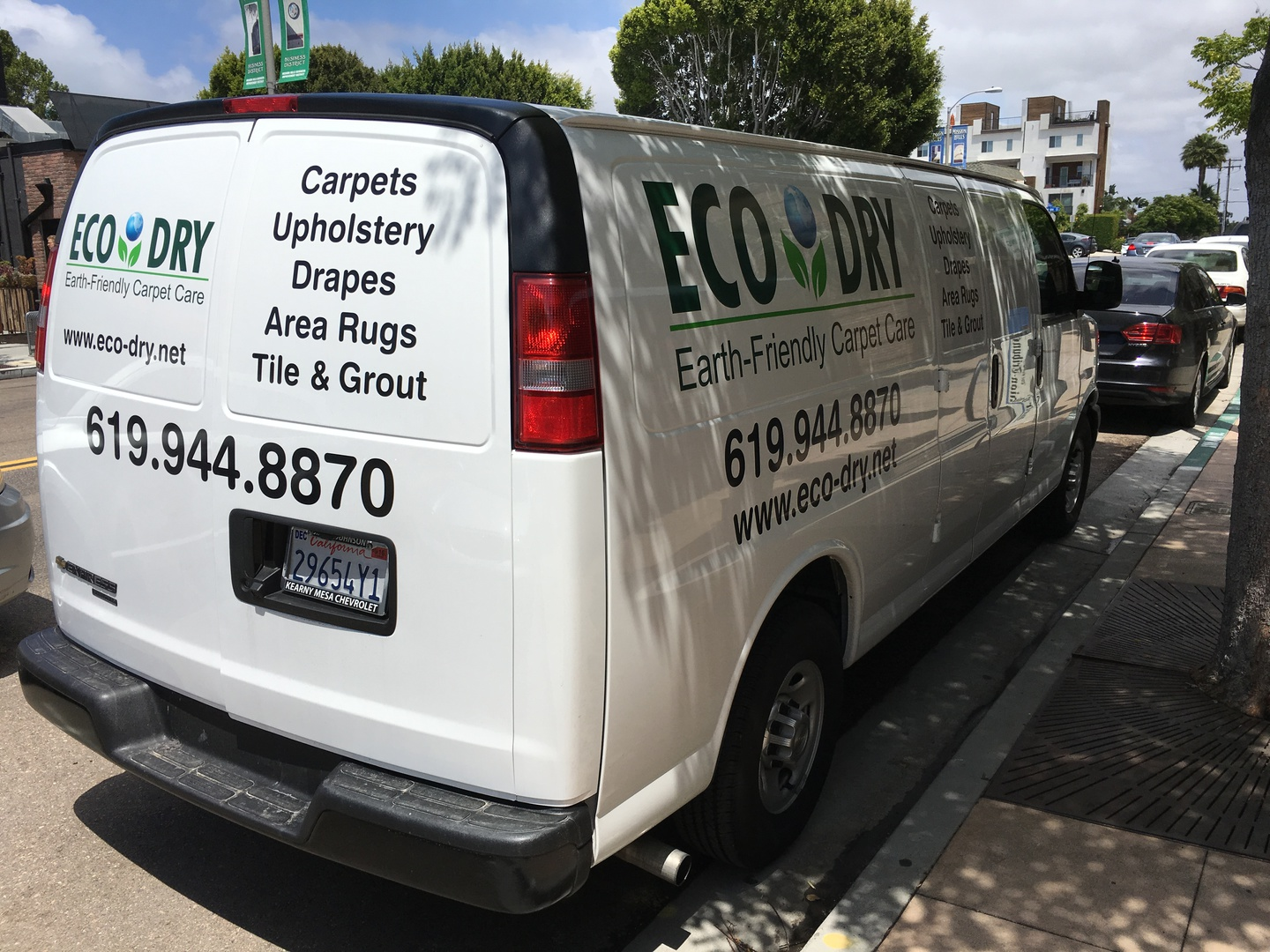 Eco Dry Carpet Care Home